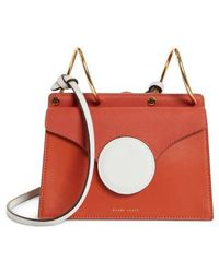 Danse Lente - Mini Phoebe Leather Bag - Lyst