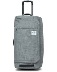 Herschel Supply Co. Wheelie Outfitter 70-liter Duffle Bag - Gray