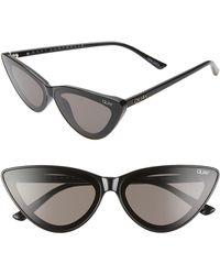 Quay X Lizzo Flex 47mm Cat Eye Sunglasses - Multicolor