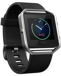Fitbit - Blaze Smart Fitness Watch - Lyst