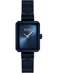BOSS - Whisper Strap Watch - Lyst