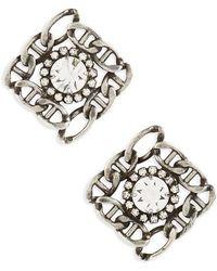 DANNIJO - Kassia Stud Earrings - Lyst