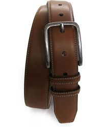 Boconi - Leadon Leather Belt - Lyst
