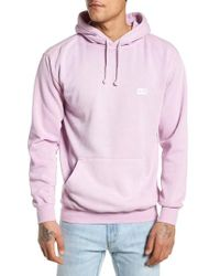 Obey - Jumble Lo-fi Pigment Dyed Hoodie - Lyst