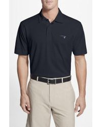 Cutter & Buck - 'new England Patriots - Genre' Drytec Moisture Wicking Polo - Lyst