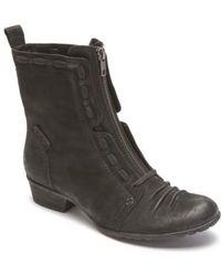 Cobb Hill - Cobb Hill Gratasha Front Zip Boot - Lyst