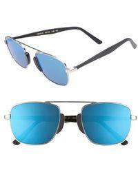 Lgr - Negus 53mm Polarized Sunglasses - Lyst
