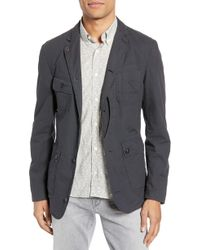 Billy Reid Utility Water Resistant Sport Coat