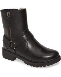 Alegria Water Resistant Boot - Black