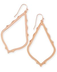 Kendra Scott Mystic Bazaar - Sophee Drop Earrings - Pink