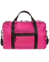 Nordstrom - Packable Nylon Duffel Bag - Lyst