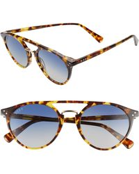 dc265fc937e Lyst - Tom Ford Sunglasses Mason Tf 445 Ft 52b Dark Havana ...