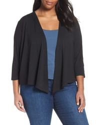 NIC+ZOE - Ease 4-way Convertible Cardigan - Lyst