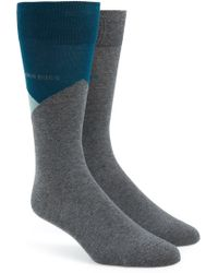 BOSS - Two-pack Of Socks In A Combed-cotton Blend - Lyst