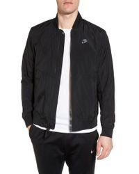 Nike - Nsw Franchise Varsity Jacket - Lyst