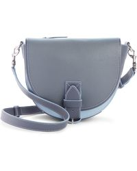 JW Anderson Small Leather Bike Bag - Gray