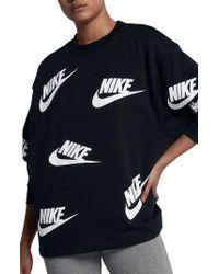 Nike | Sportswear Futura Sweatshirt | Lyst