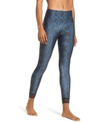 Onzie - Ritz Crop Leggings - Lyst