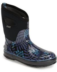 Bogs - 'winterberry' Mid High Waterproof Snow Boot With Cutout Handles - Lyst