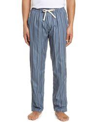 UGG Flynn Stripe Lounge Pant Flynn Stripe Lounge Pant - Blue