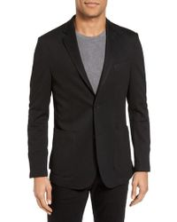 Vince Camuto - Slim Fit Stretch Knit Blazer - Lyst