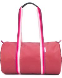 Boarding Pass Lifestyle Duffel Bag - Red