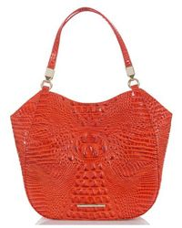 Brahmin - Melbourne Marianna Leather Tote - Lyst