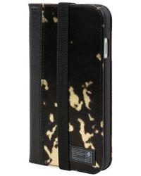 Hex Icon Iphone 7 Case & Wallet - Black