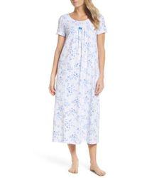 Carole Hochman | Jersey Long Nightgown | Lyst