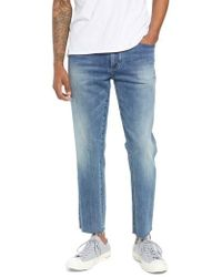 Blank NYC - Crop Slim Fit Jeans - Lyst