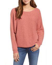 Caslon - Calson Dolman Sleeve Sweater - Lyst