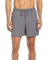 PUMA Mmq Earthbreak Drawstring Shorts - Grey