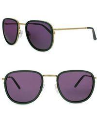 Smoke X Mirrors   51mm Sunglasses   Lyst