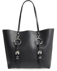 Alexander Wang Ace Leather Tote - - Black