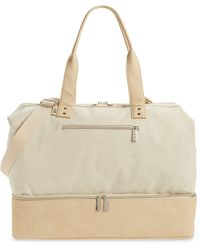 BEIS Weekend Travel Tote - Natural