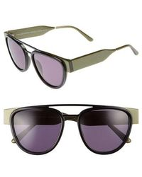 Smoke X Mirrors - Soda Pop 2 52mm Round Sunglasses - - Lyst