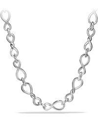 David Yurman - Continuance Large Chain Necklace - Lyst