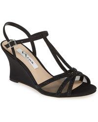 Nina - Viveca Wedge Sandals - Lyst