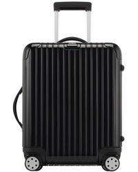 Rimowa Salsa 22 Inch Deluxe Cabin Multiwheel Carry-on - Black