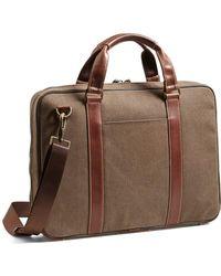 Boconi 'bryant' Briefcase - Brown