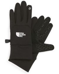 The North Face - 'e-tip' Glove - Lyst