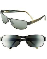 Maui Jim - 'black Coral - Polarizedplus2' 65mm Sunglasses - Lyst