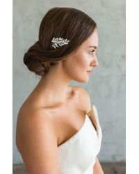 Brides & Hairpins Anabelle Comb - Metallic