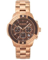 Versus - Versus By Versace Admiralty Chronograph Bracelet Watch - Lyst
