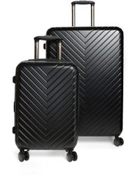 Nordstrom - Chevron 29-inch & 18-inch Spinner Luggage Set - Lyst