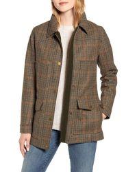 Pendleton Missoula Water Resistant Field Coat - Brown