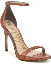 Sam Edelman Ariella Ankle Strap Sandal - Multicolour