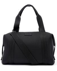 Dagne Dover 365 Large Landon Neoprene Carryall Duffle Bag - Black