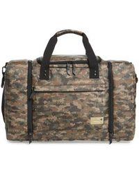 Hex 'calibre' Sneaker Duffel Bag - Multicolor