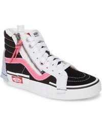 Vans Sk8-hi Reissue High-top Sneaker - Black